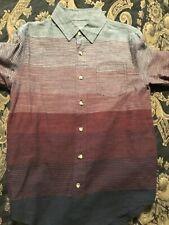Arizona Jeans Boys Long Sleeve Shirt, Size 10/12