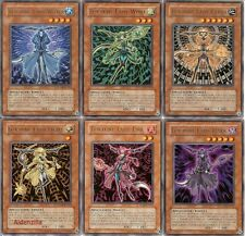Yugioh Fortune Lady Deck - Fortune's Future, Dark Light Water Fire Tragoedia