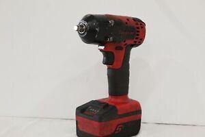 "Snap-On CT8810B 18v 3/8"" Dr Impact Wrench w/1- CTB8185BK 18v 4Ah Battery"