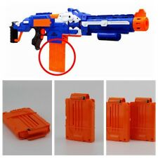 Bullet Darts Clip 6 Replacement Magazine Compatible for NERF Toy Gun ACCS
