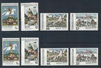 Art Paintings Josef Lada Literature Czechoslovakia MNH stamps set