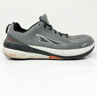 Altra Mens Paradigm 4.5 ALM1948G220 Gray Black Running Shoes Lace Up Size 11.5