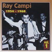 Ray Campi - 1954-1968 Vol.1 ; Rockabilly, Hillbilly, Eagle Rec.