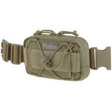 MAXPEDITION JANUS EXTENSION POCKET TACTICAL MOLLE MILITARY STORAGE POUCH KHAKI