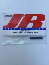 Jr Control Rod 2.3 X 30mm A,B,Cp Vibe 90 3D