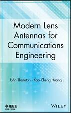 Modern Lens Antennas for Communications Engineering by John Thornton and...