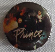 "PRINCE Purple Rain Old Vtg 1980`s Button Pin Badge(25mm-1"")  #NB118"