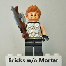 New Genuine LEGO Thor Infinity War Minifig Super Heroes 76102
