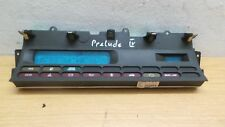 Tacho Kombiinstrument Honda Prelude IV  78150-G400  78150G400