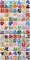 Genuine Swarovski 5000 Round Beads 100+ Colours & Many Sizes * L-W*