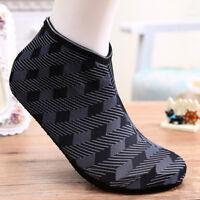 Mode Herren Winter Warme Bett Socke rutschfest elastisch daheim Socken Hausschuh