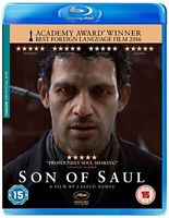 Son of Saul [Blu-ray] [2016] [DVD][Region 2]