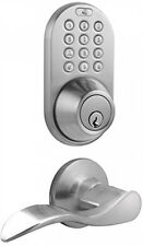 Home Keyless Entry Deadbolt Lock Keypad Door knob Combination Home Security