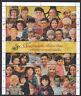 v7053 UNO-GENF/ 50 Jahre UNO  MiNr 273/84 ** Zusammendruckbogen/ zur Nominale !