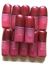 12 NEW Shiseido Ultimune Power Infusing Concentrate .33oz / 10ml Each TOTAL 1oz