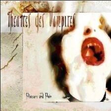 "THEATRES DES VAMPIRES ""PLEASURE AND PAIN"" CD -----11 TRACKS----- NEW+"