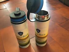 Insulated beverage container (2) Royal Blue Golf course