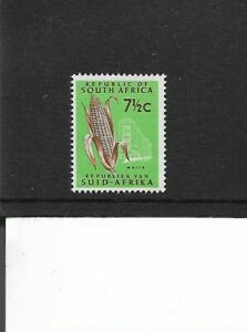 1961 SOUTH AFRICA - MAIZE - SINGLE STAMP - UNMOUNTED MINT.