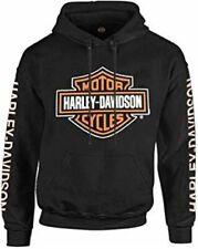 Harley-Davidson Mens Classic Bar & Shield Pullover Hoodie 30297503
