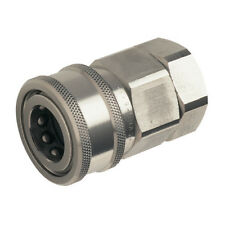 """SNAP-TITE QUICK RELEASE COUPLINGS - 1/4"""" BSP FEM COUPLING 316SS NITRILE SEAL 2-0"""