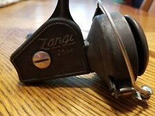 Vintage Zangi 2000 lightweight spinning reel/2nd Version, made in Italy/Used