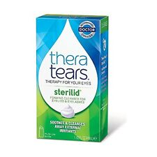6 Pack - TheraTears SteriLid Eyelid Cleanser 1.62oz Each
