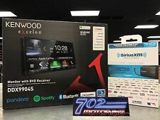"""KENWOOD DDX9904S 6.95"""" DVD RECEIVER APPLE CARPLAY ANDROID AUTO HD BLUETOOTH -A-"""