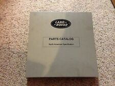 1999-2001 Land Rover Discovery II Parts Catalog Manual 4.0L V8 TD5 Diesel 2000