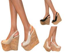 Decolté e sabot da donna scarpe con chiusura sul tallone