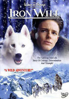 Iron Will DVD NEW