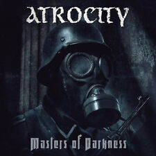 ATROCITY - Masters Of Darkness EP - 4-Song-Digipak-CD - 206001