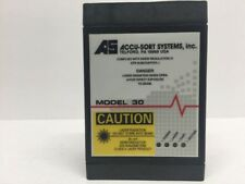 Accu-Sort Systems Model #: 30 Barcode Scanning System