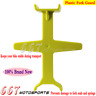 Dirt Bike Fork Support Transportation Protection Motocross Front Shock Yellow