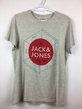 Jack & Jones CORE Men's Graphic T-Shirt Sz Large EUC