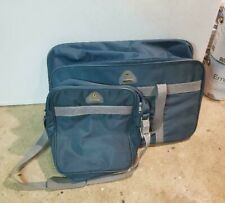 "Samsonite Amherst Luggage Set  Teal - Carryon and 22"" soft side"