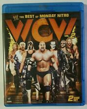 WWE: The Very Best of WCW Monday Nitro, Vol. 2 (Blu-ray Disc, 2013, 2-Disc Set)
