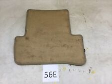 08 09 10 11 12 13 14 Mercedes W204 C Class Rear Right Floor Mat Carpet OEM 56E S