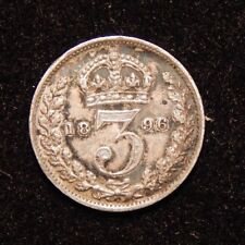 1896 Great Britain 3 pence