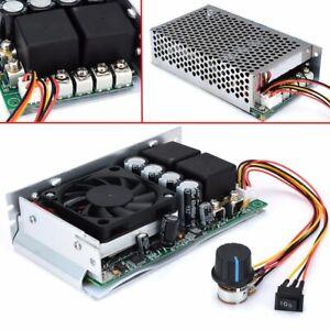 10-50V 100A 3000W Reversible DC Motordrehzahlregler PWM Motor Speed Controller
