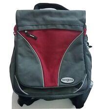 Samsonite 1910 Backpack Laptop Travel Luggage School Work Bag Clean