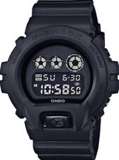 BRAND NEW CASIO G-SHOCK DW6900BB-1 BLACK DIGITAL MENS LTD WATCH NWT!!!