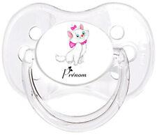 Tétine bébé personnalisée Marie Aristochat E10  - Custom Pacifier BABY