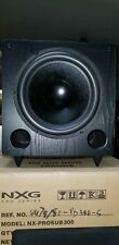 "NXG Technology NX-PROSUB300 12"" 300-Watt Powered Subwoofer"