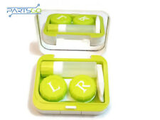 CNKAITE Mini Contact Lens Storage Case Box Container Travel Kit **USA SELLER**