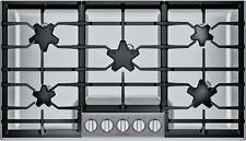 """Thermador Masterpiece Series 36"""" Stainless 5 Sealed Buner Gas Cooktop Sgsxp365Ts"""