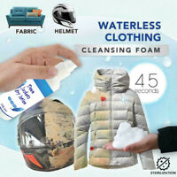 Waterless Clothing Cleansing Foam 100ml Shoes Sofa Cleaner