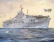 German aircraft carrier Graf Zeppelin paper model aircraft model 1:400 scale