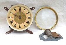 Junghans Mantel Alarm Musical Clock Movement Spare Parts