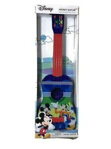Disney Interesting Music Toys Mickey Guitar for Kids **NEW**
