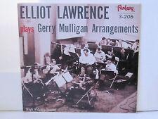 ELLIOT LAWRENCE - Plays Gerry Mulligan Arrangements ~ FANTASY 206 {nm} [ojc-117]